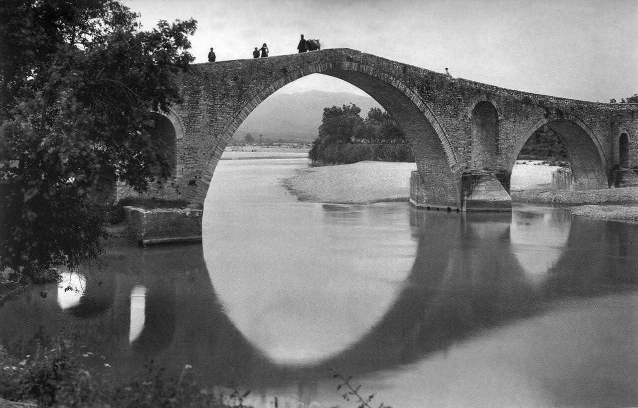 1913. Мост Арты