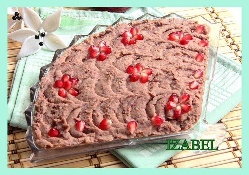 Паштет из красной фасоли рецепт с фото