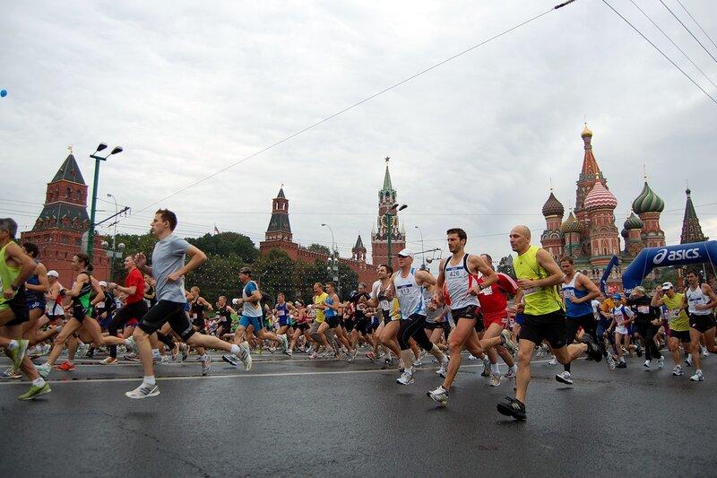 Московский Международный Марафон Мира