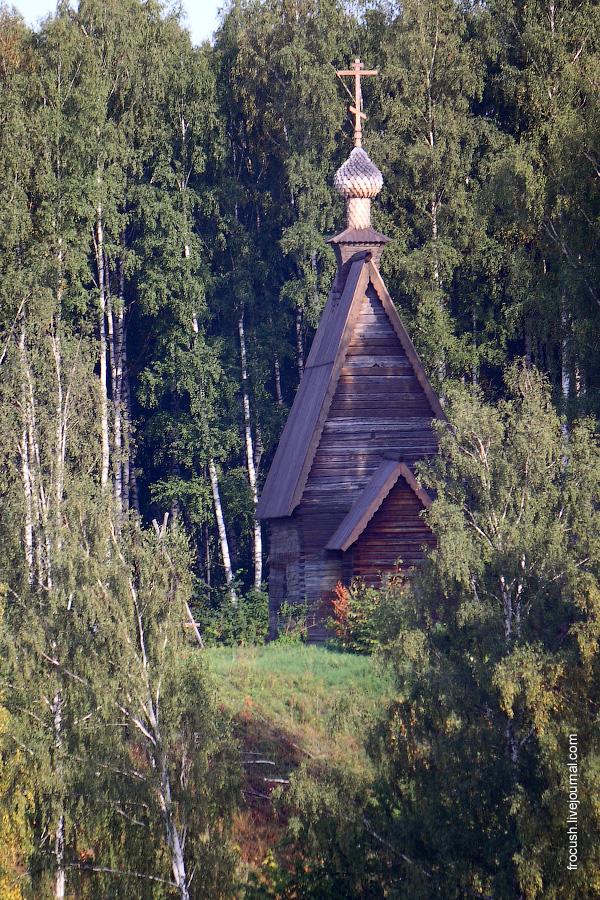 Петропавловская церковь в Плесе