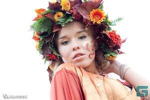 Осень на голове