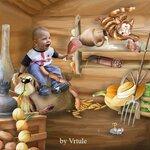 деревенская жизнь (3)