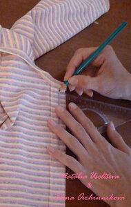МК Обработка горловины+ставим кнопки