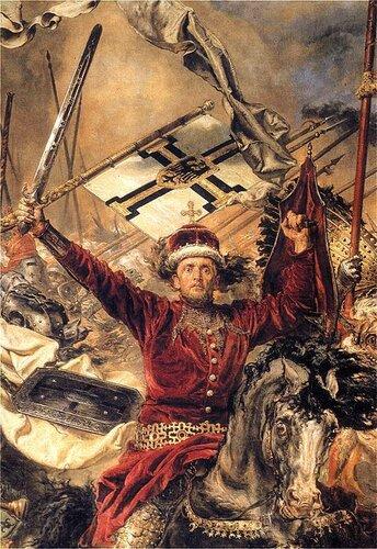 Большой славянский поход. Сражение под Грюнвальдом