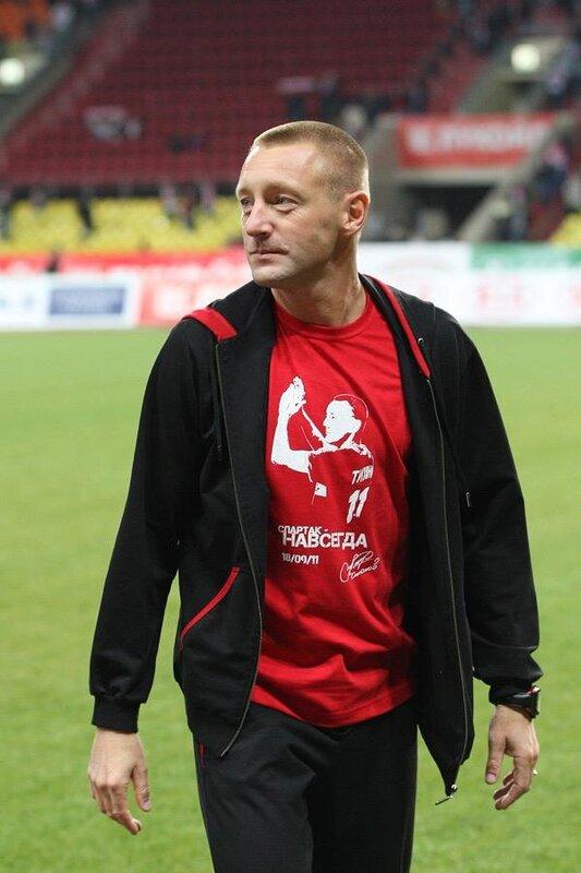 Прощание Андрея Тихонова 18-09-2011