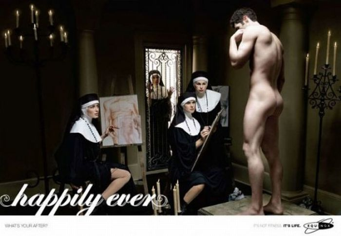 Эротичная реклама