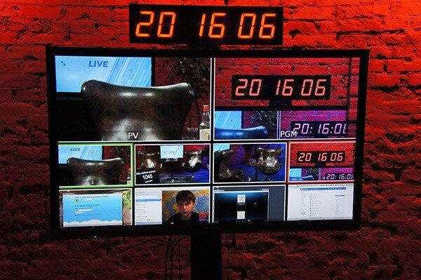 Монитор Minaev LIVE