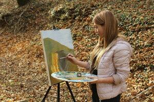 Художники готовятся к юбилейной выставке