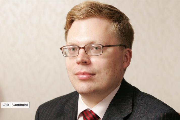 Алексей Ульянов -- герой России