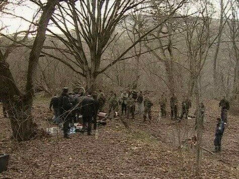 Хронника войны на Кавказе