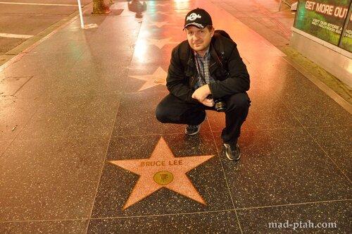 лос-анджелес, аллея звезд