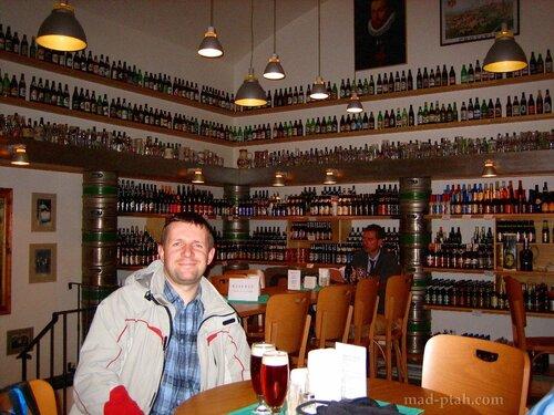 чехия, прага, чешское пиво