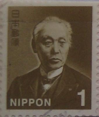 япония мужчина на темн фоне 1
