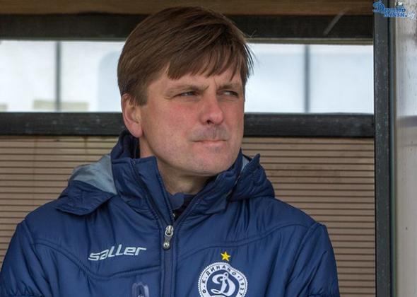 Душан Угрин отстранен от исполнения обязанностей главного тренера минского «Динамо»