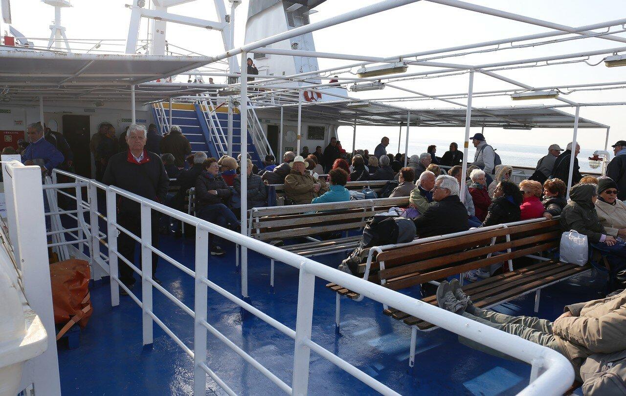 Ferry Ischia-Naples