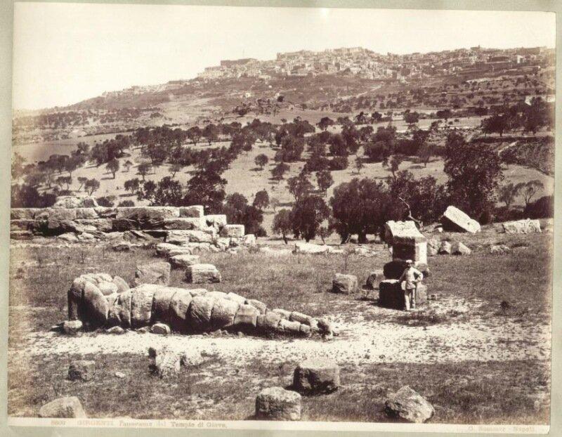 Агридженто в конце 19 века