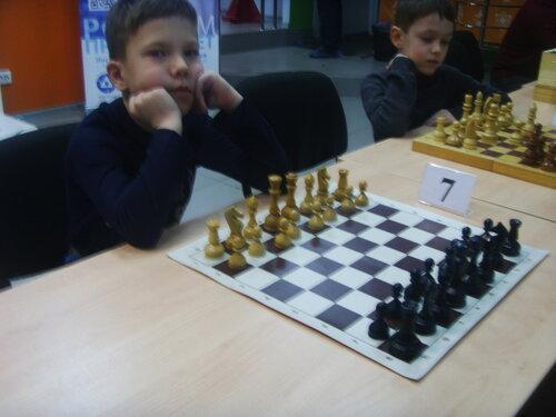 Турнир шахматы