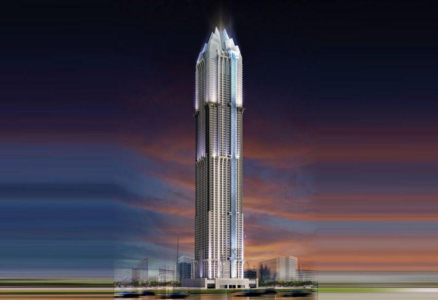 4. Marina 101 (высота 427 метров) — небоскреб в Дубае В Дубае вот-вот завершится строительство башни