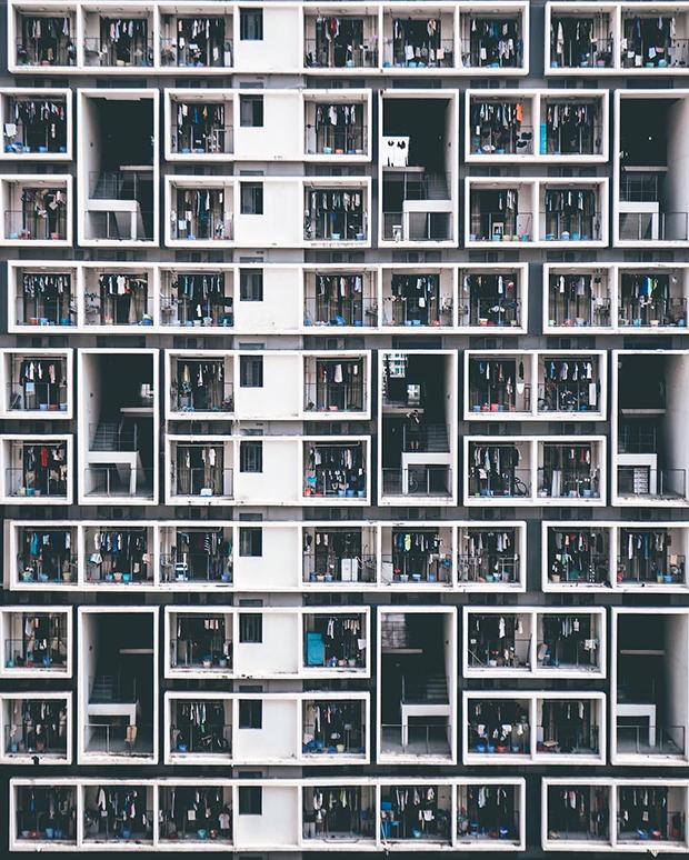 Шэньчжэнь, Китай Это чувство эволюции и борьбы — в центре работ фотографа. На вопрос о том, что его