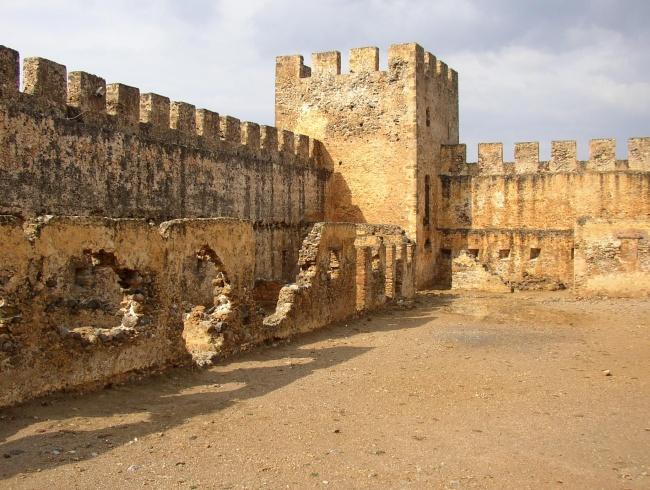 © wikimedia  Наострове Крит наблюдается единственный задокументированный хрономираж наЗемле