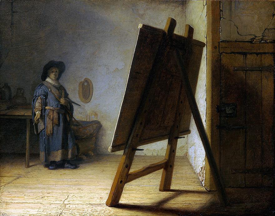 89. Рембрандт (Rembrandt)