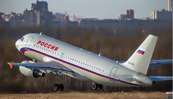 Компания «Россия» получит 24 самолета изпарка «Трансаэро»