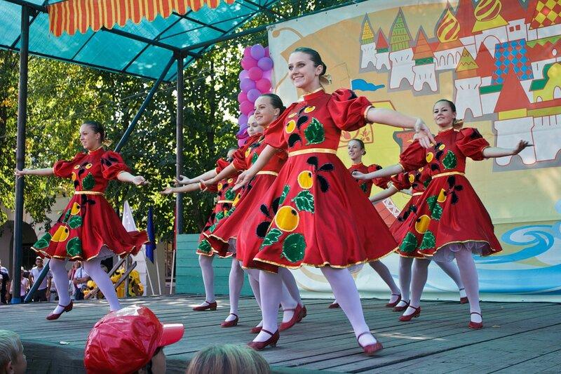 День города Новая Ладога 2011