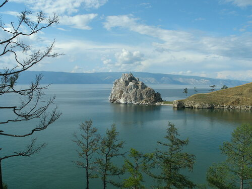 Байкал - красивое место