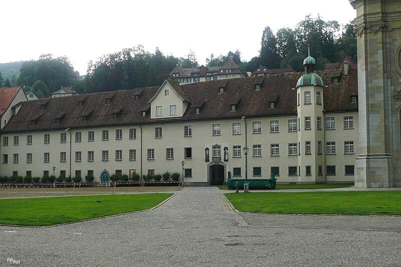 монастырь Санкт-Галлена