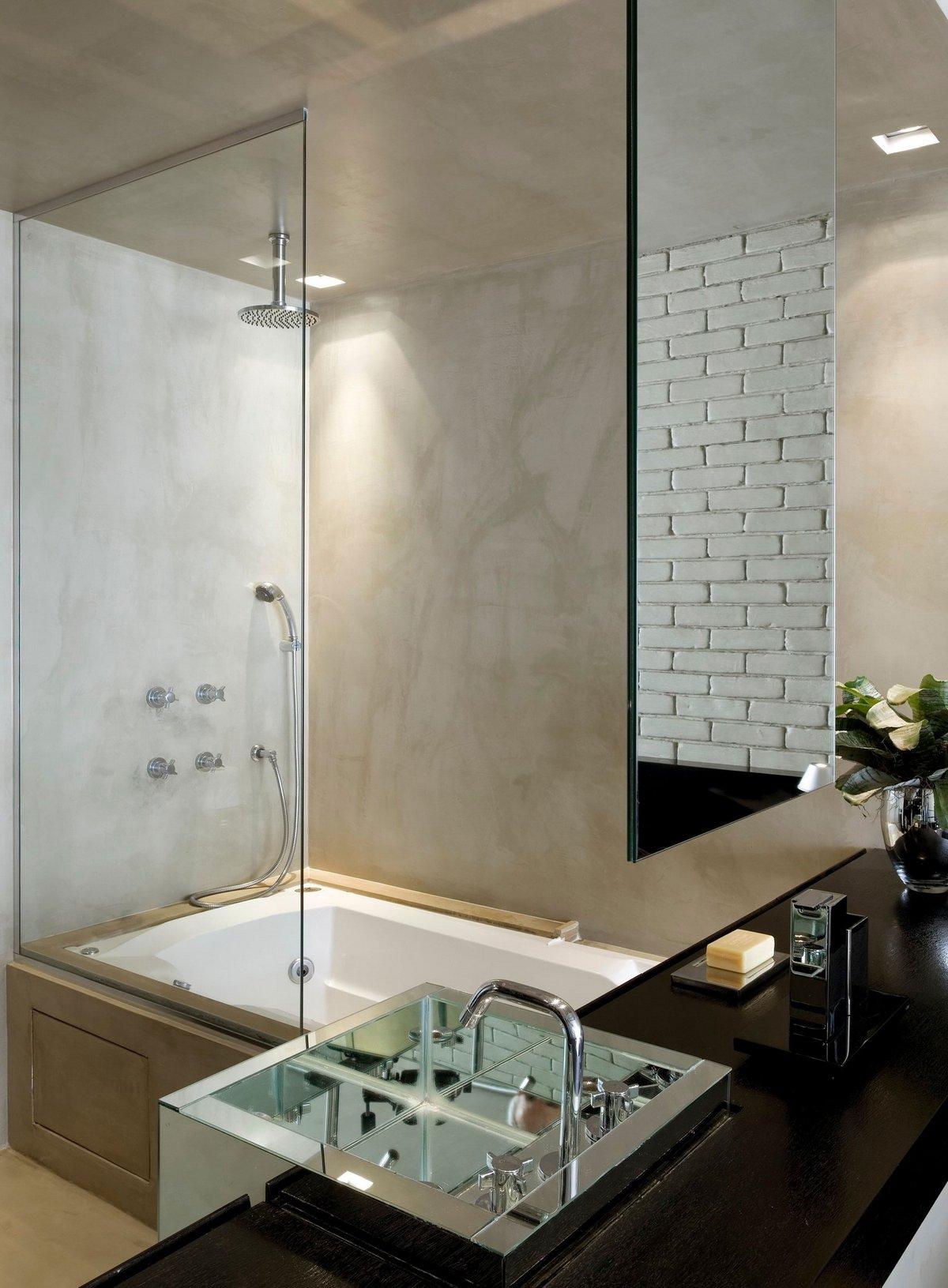 Diego Revollo Arquitetura, лофт, примеры лофт, лофт в Бразилии, элитная недвижимость в Бразилии, элитная недвижимость в Сан-Паулу, холостяцкая квартира