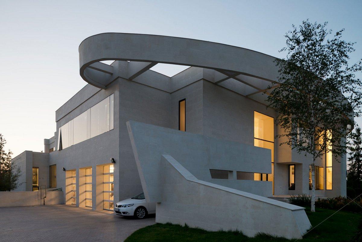 SL*Project, проекты SL*Project, Алексей Николашин дизайнер, Алексей Николашин архитектор, особняки в пригороде Москвы, Agalarov Estate, роскошный дом