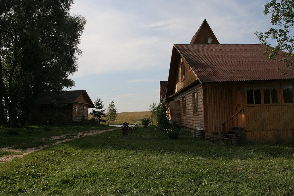 Калужская область, Деревенька база отдыха