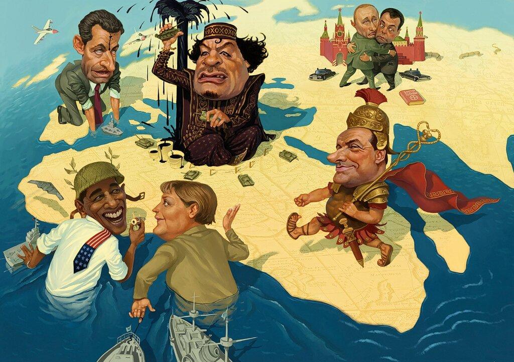 oil war.автор Владимир Казак