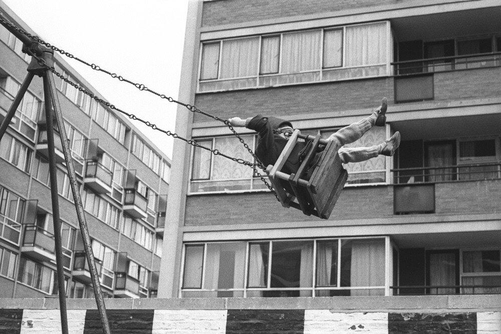John 'Hoppy' Hopkins.Swing