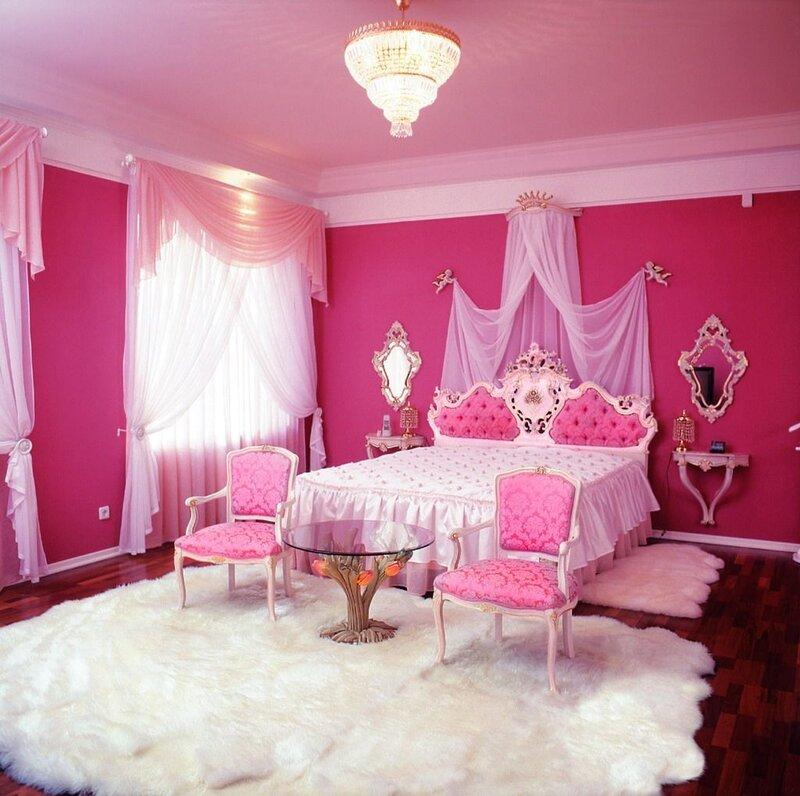 Интерьер спальни 85259 в стиле Модерн.