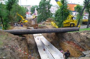 Во Владивостоке в этом году заменили более 10 км изношенных теплотрасс на новые