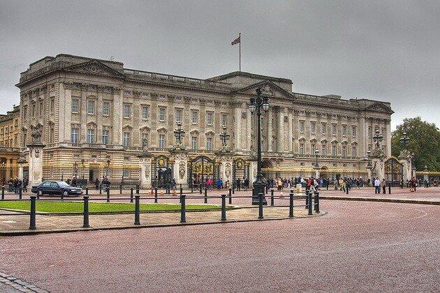 Букингемский дворец. Лондон, Великобритания