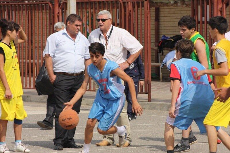 стритбол, баскетбол, дагестан, дагестанцы, спорт, махачкала. Фото: Гамид Гитинов