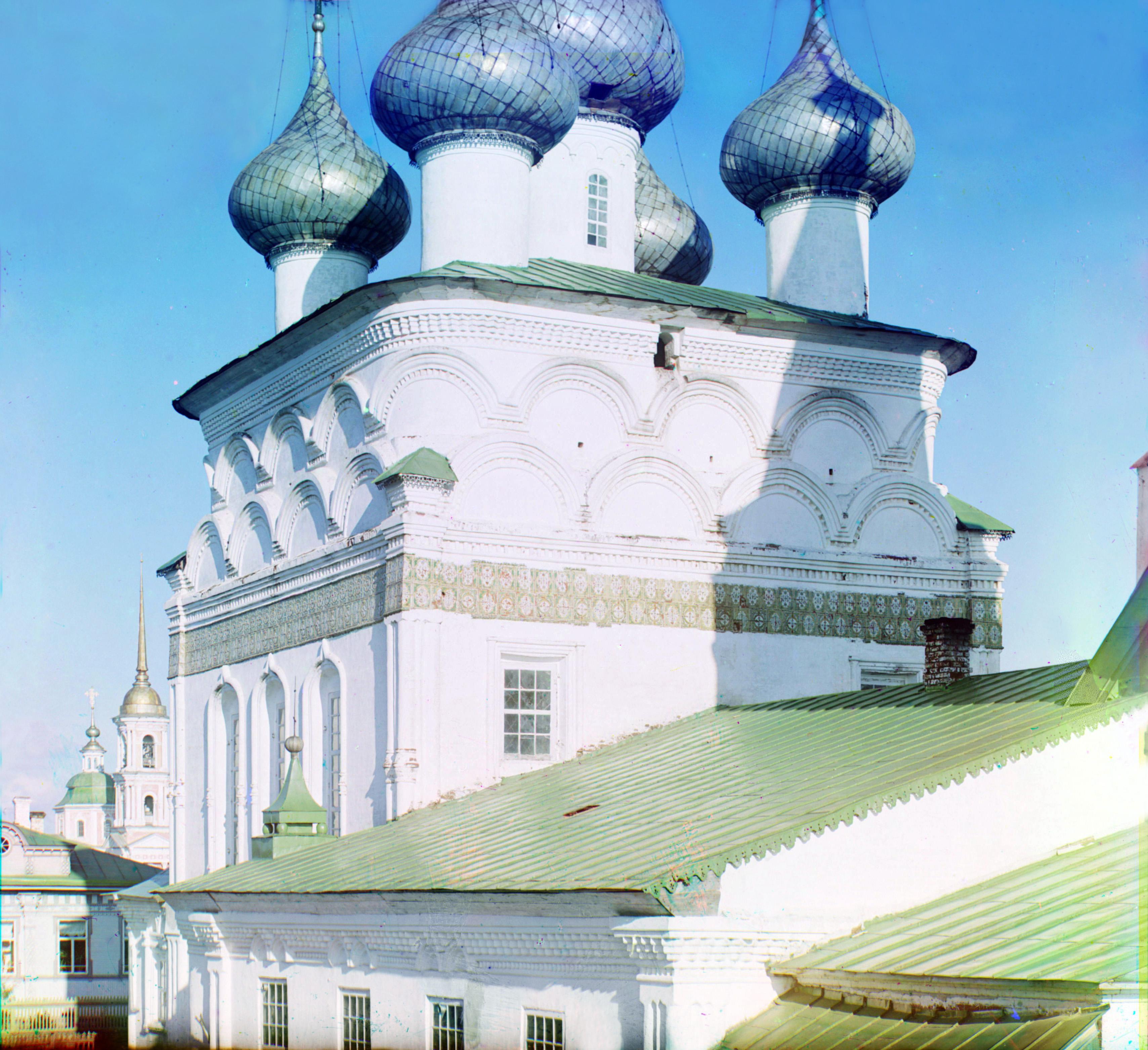 Белозерск. Церковь Спаса Всемилостивейшего