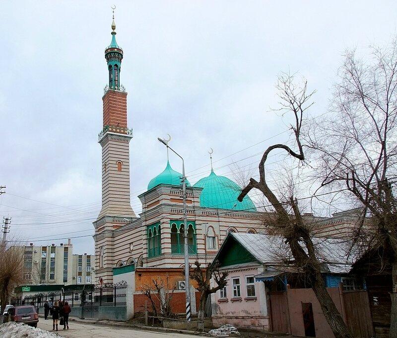 Саратов. Мечеть на Татарской .