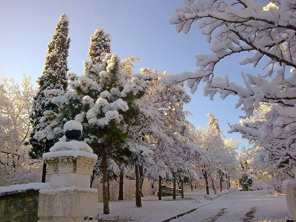 севастополь зимой фото картинки этой странице