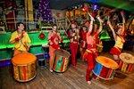 шоу барабанщиков Маракату. Новый год.