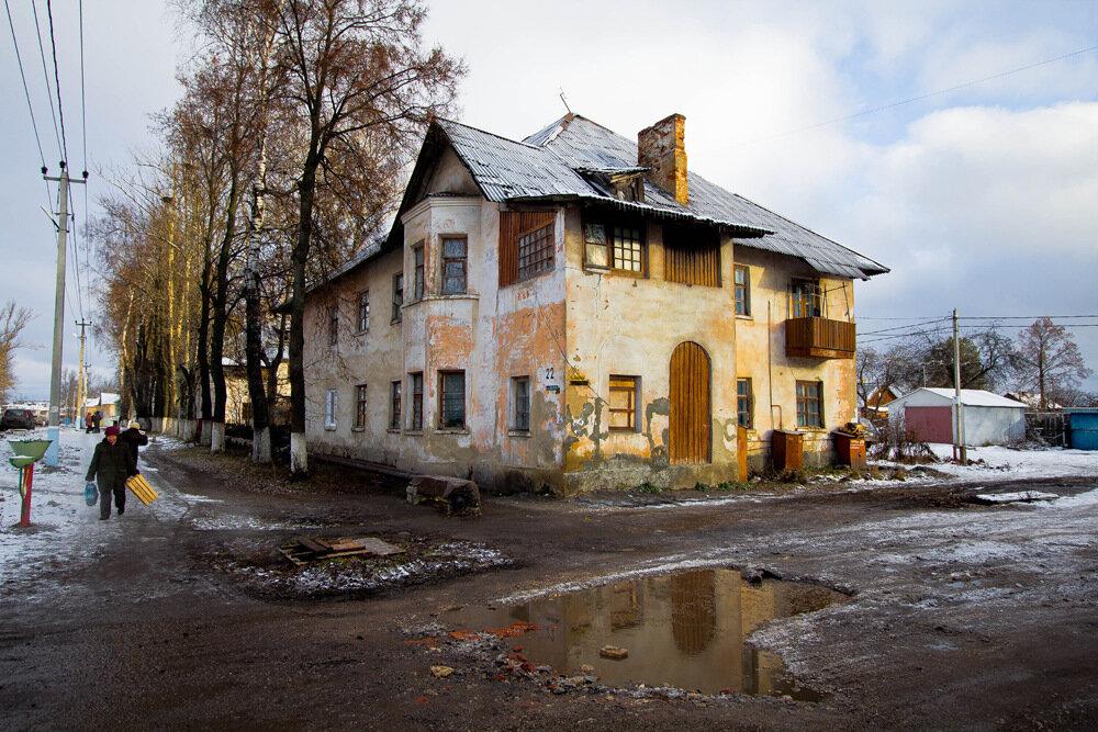 Фотозарисовки столичного блоггера о Суворовском районе