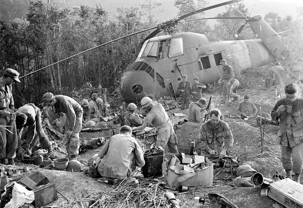 the good side of the vietnam and korean wars The cold war was a decades-long struggle for global supremacy but it was the threat that each side perceived from the troops to south vietnam.
