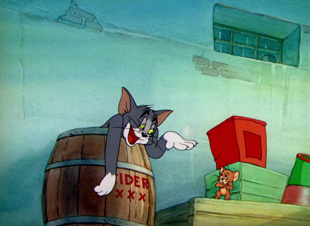 "Сидр. ""Том и Джерри"""