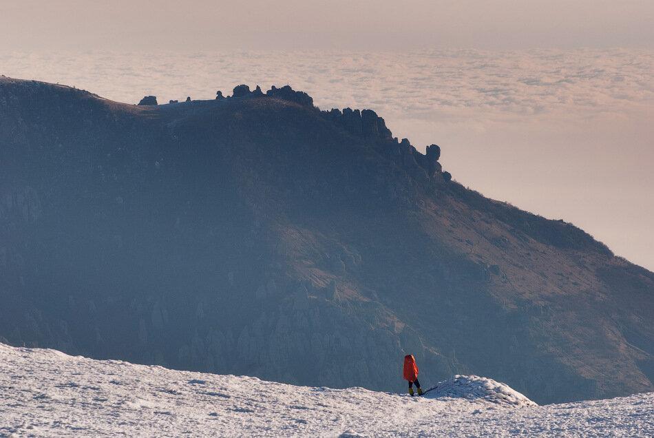 Crimea at winter