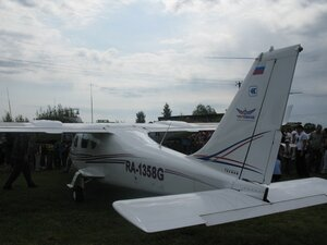 Самолёт «Tecnam»