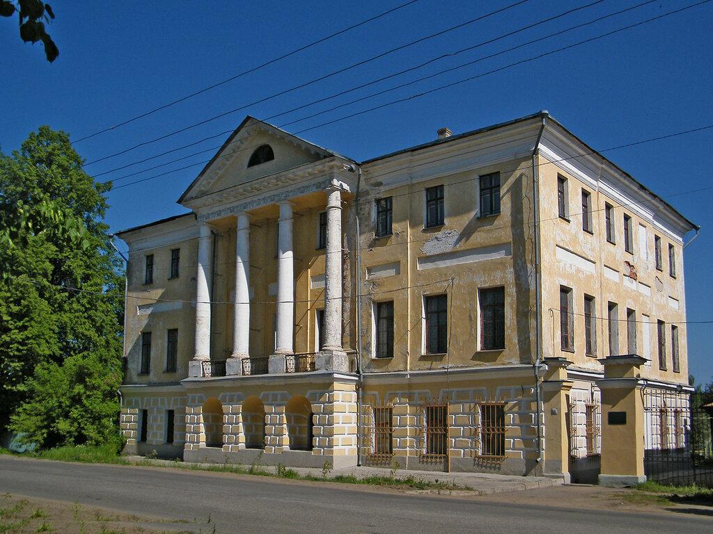 вязники достопримечательности Администрация муниципального образования Вязниковский.
