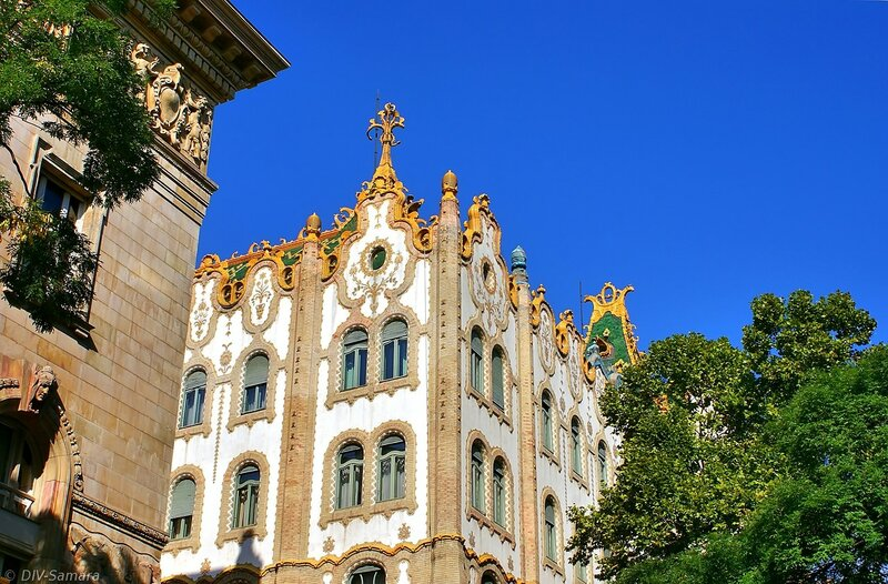 Сберегательный почтовый банк в Будапеште
