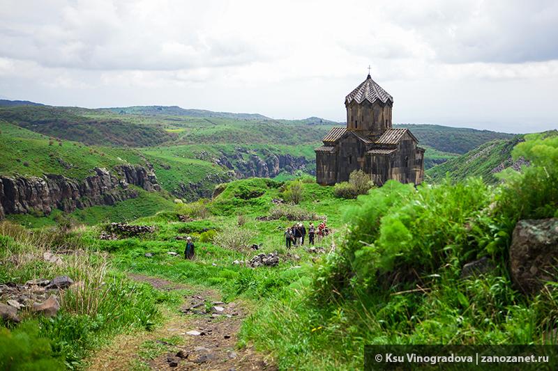 Амберд, Армения.